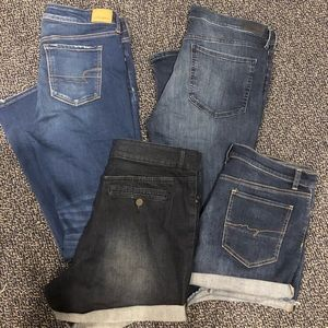 SZ 14 DENIM BUNDLE